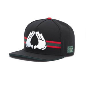 Czapka Cayler & Sons WHITE LABEL WL Dynasty Cap black / mc