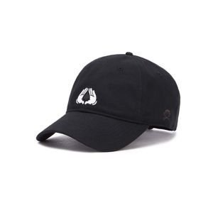 Czapka Cayler & Sons WL All In Curved Cap black / white