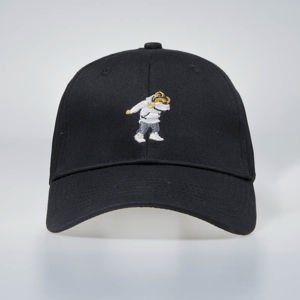 Czapka Cayler & Sons WL Dabbin Crew Curved Cap black / mc