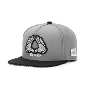 Czapka Cayler & Sons White Label Broompton Cap grey