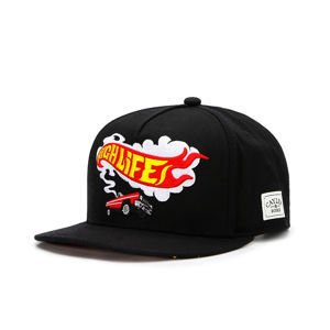 Czapka Cayler & Sons White Label Burnout Cap black