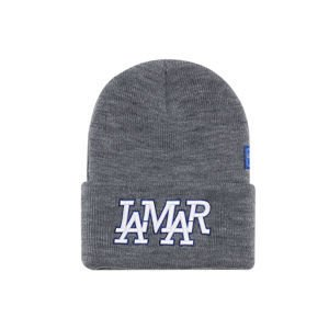 Czapka Cayler & Sons White Label Lamar Old School Beanie grey heather