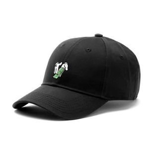 Czapka Cayler & Sons White Label Make It Rain Curved Cap black