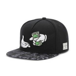 Czapka Cayler & Sons snapback WL God Given Cap black