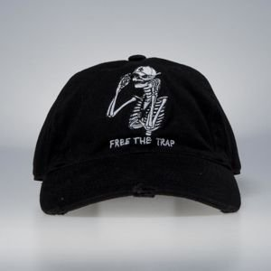 Czapka GLD Free The Trap Strapback Cap black
