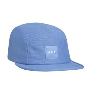 Czapka HUF Box Logo Volley 5 Panel Cap light blue