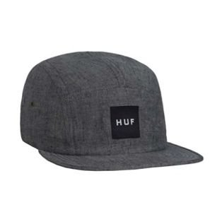 Czapka HUF Osaka Volley 5 Panel Cap black
