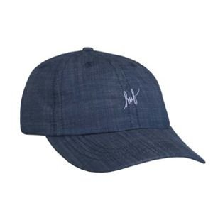 Czapka HUF strapback Script Chambray Curved 6 Panel blue