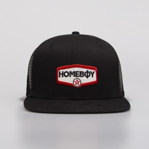 Czapka HomeBoy Trucker Cap Babyface black