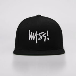 Czapka Mass Denim Signature Snapback Cap black