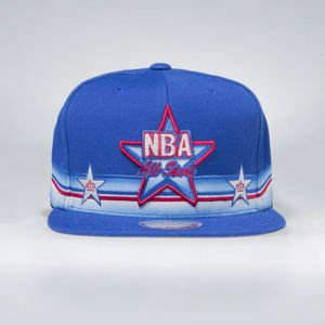 Czapka Mitchell & Ness All Star 1991 Snapback Cap royal System Snapback