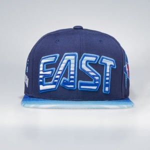 Czapka Mitchell & Ness All Star 1991 Snapback royal Sunrise Snapback