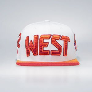 Czapka Mitchell & Ness All Star 1991 Snapback white Sunset Snapback