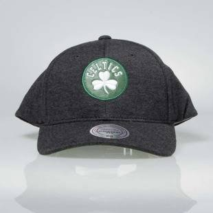 Czapka Mitchell & Ness snapback Boston Celtics black INTL046 Sweat