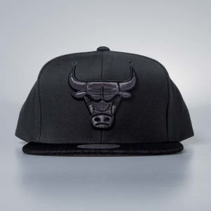 Czapka Mitchell & Ness snapback Chicago Bulls charcoal Hologram Mesh Stop On A Dime