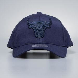 Czapka Mitchell & Ness snapback Chicago Bulls navy Flexfit 110
