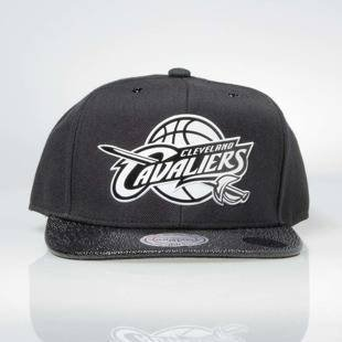 Czapka Mitchell & Ness snapback Cleveland Cavaliers black INTL042 Ultimate