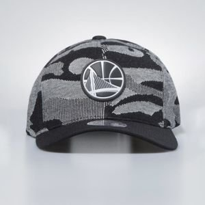 Czapka Mitchell & Ness snapback Golden State Warriors black Camo Knit 110