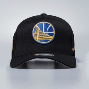 Czapka Mitchell & Ness snapback Golden State Warriors black Eazy Flexfit 110