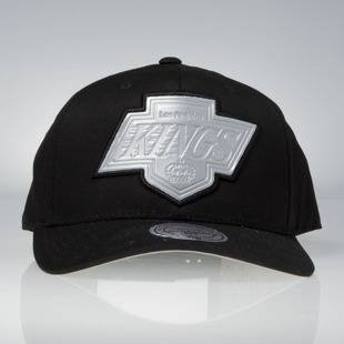Czapka Mitchell & Ness snapback Los Angeles Kings black Hyper 110 Flexfit