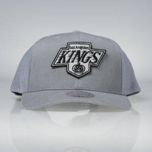 Czapka Mitchell & Ness snapback Los Angeles Kings grey Washout 110 Flexfit
