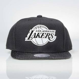 Czapka Mitchell & Ness snapback Los Angeles Lakers black INTL042 Ultimate