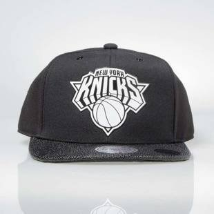 Czapka Mitchell & Ness snapback New York Knicks black INTL042 Ultimate