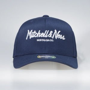 Czapka Mitchell & Ness snapback Own Brand navy Pinscript High Crown110