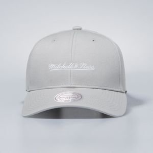 Czapka Mitchell & Ness snapback Own Brand silver Team Logo Low Pro