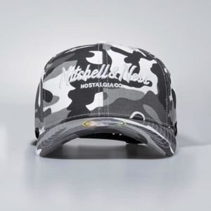 Czapka Mitchell & Ness snapback Own Brand urban camo Pinscript High Crown110