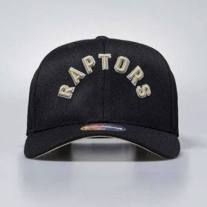 Czapka Mitchell & Ness snapback Toronto Raptors black Courtside 2 110
