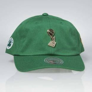 Czapka Mitchell & Ness strapback Boston Celtics green Championship Brooch