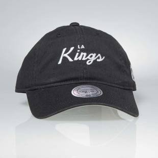Czapka Mitchell & Ness strapback Los Angeles Kings black Special Script