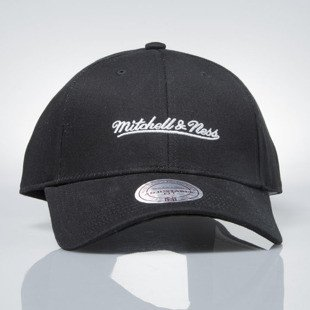 Czapka Mitchell & Ness strapback M&N Own Brand black Team Logo Low Pro