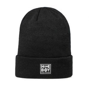 Czapka Zimowa Homeboy Bad Hair Beanie black