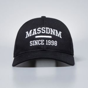 Czapka strapback Mass Denim Campus Sport Cap black