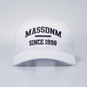 Czapka strapback Mass Denim Campus Sport Cap white