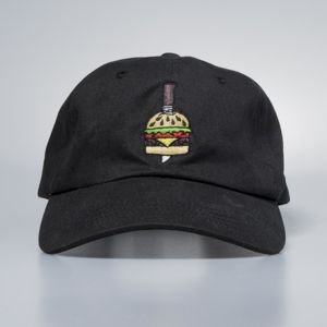 Czapka strapback Mass Denim x Snecz Spoko Szama black Limited Edition
