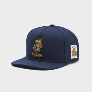 Czapka z daszkiem Cayler & Sons snapback WL King Garfield navy / mc