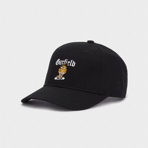 Czapka z daszkiem Cayler & Sons strapback WL Left Side Garfield curved black / mc