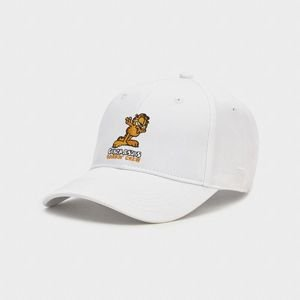 Czapka z daszkiem Cayler & Sons strapback WL The Dab Garfield curved white / mc