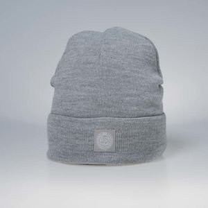 Czapka zimowa Mass Denim Base Beanie light heather grey
