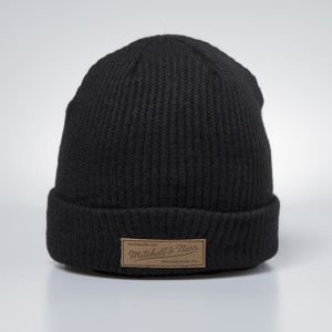 Czapka zimowa Mitchell & Ness Own Brand Beanie black Philly Knit