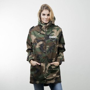Diamante Wear kurtka Windbreaker Jacket Parka camoblack
