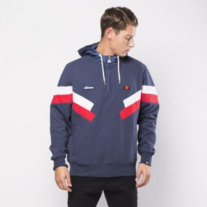 Ellesse bluza Anzi 1/2 Zip Hoody dress blues