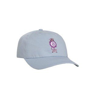 HUF czapka strapback HUF x Pink Panther 8 Ball Dad Hat light blue