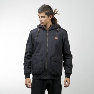 IrieDaily kurtka City Worker Jacket black 9884120-700