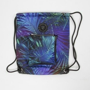 Jungmob worek na plecy gymback Jungmob Colorfull Tropic Backpack multicolor