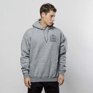 K1X bluza Love Is For After Hoody grey heather