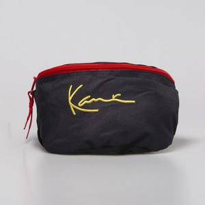 766a6c5c8dfe5 Karl Kani Saszetka KK Signature Waist Bag navy   yellow   red